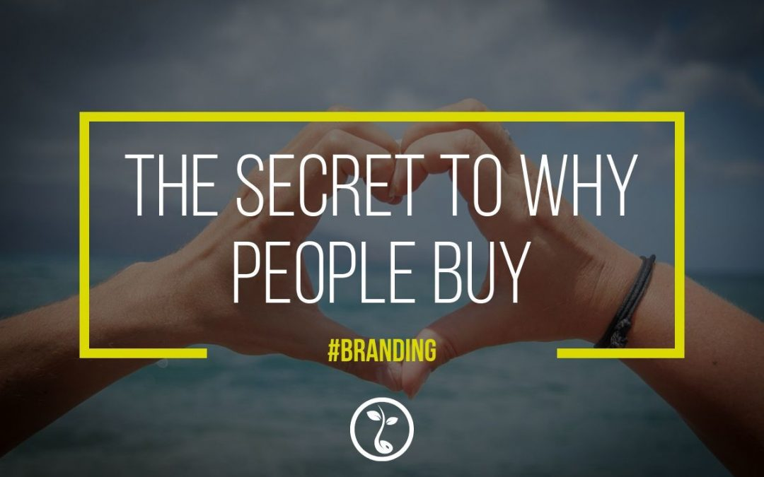 The Secret to WHY People Buy