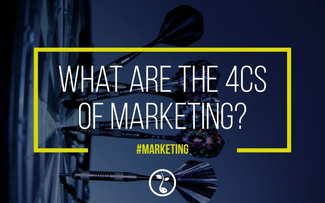 What are the 4Cs of Marketing?