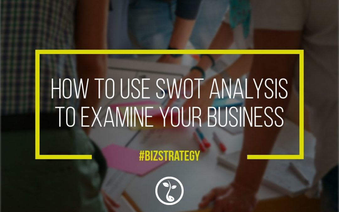 How To Use SWOT Analysis To Examine Your Business